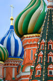 St. Basil's Cathedral Stock Image