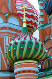 St. Basil's Cathedral Royalty Free Stock Photography