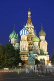St Basil's Cathedral Stock Photography