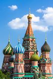 St. Basil's Cathedral Royalty Free Stock Image