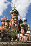 St Basil's Cathedral Royalty Free Stock Photos