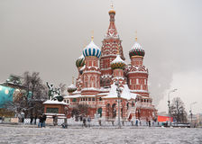 St. Basil S Cathedral Royalty Free Stock Photos