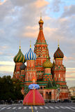St. Basil's Cathedral Royalty Free Stock Images