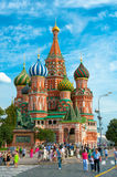 St. Basil's Cathedral Stock Photos
