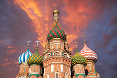 St. Basil S Cathedral Royalty Free Stock Image