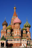 St.Basil's cathedral Stock Photos