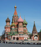 St Basil's Cathedral. Moscow. Russia. Red Square Stock Photo