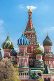St Basil's Cathedral Royalty Free Stock Images