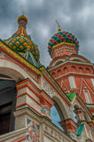 St Basil's Cathedral Detail Royalty Free Stock Photos