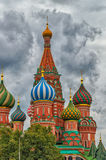 St Basil's Cathedral Detail Royalty Free Stock Images