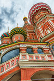 St Basil's Cathedral Detail Stock Photos