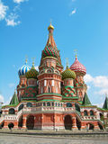 St.Basil's Cathedral, Moscow Stock Image