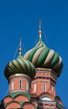 St. Basil's Cathedral. Moscow Stock Photos