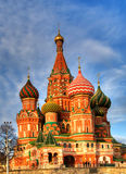 St. Basil's Cathedral, Moscow Stock Photography