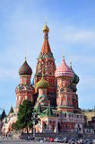 St. Basil's Cathedral. Moscow. Royalty Free Stock Photo