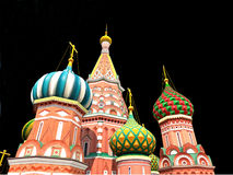 St Basil's Cathedral, Moscow, Royalty Free Stock Photography