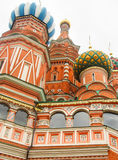 St Basil& x27;s Cathedral Moscow Royalty Free Stock Images