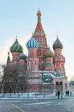St.Basil's Cathedral, Moscow Royalty Free Stock Photo