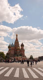 St Basil's Cathedral, Moscow, Russia Royalty Free Stock Image
