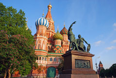 Free St Basil S Cathedral (Moscow, Russia) Stock Image - 20089801