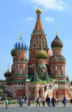 St.Basils Cathedral, Moscow, Russia Royalty Free Stock Image
