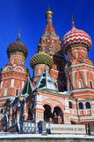 St. Basil S Cathedral On Red Square, Moscow Royalty Free Stock Photography