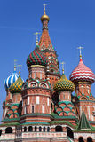 St. Basil S Cathedral On Red Square, Moscow Royalty Free Stock Photo