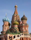 St. Basil's Cathedral, Red Square, Moscow, Russia Royalty Free Stock Photography