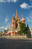 St. Basil's Cathedral. Royalty Free Stock Image