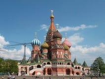 St. Basil's Cathedral. Vasiliy Blajenniy Sobor Royalty Free Stock Photos