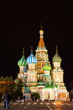 St Basil\'s Church Stock Photo