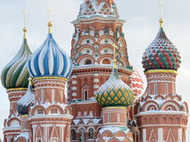 St. Basil's church Royalty Free Stock Photography