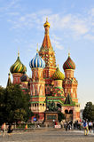 St Basil`s church in Moscow