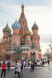 St Basil& x27;s Church Stock Image