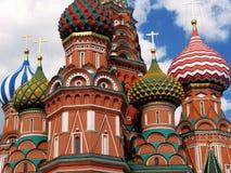 St. Basil& x27; s-Kathedrale Lizenzfreie Stockbilder