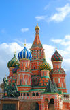 St.Basil temple Stock Images