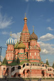 St. Basil's Cathedral, Moscow. Stock Images