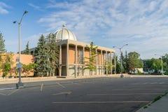 St Basil& x27; s Oekraïense Katholieke Kerk Royalty-vrije Stock Afbeeldingen