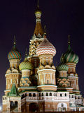 St Basilikadomkyrka Royaltyfria Bilder