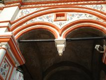 St.-Basilikum-Kathedrale - rotes Quadrat Moskaus Lizenzfreie Stockfotografie