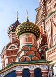 St Basilikumkathedrale Lizenzfreie Stockbilder
