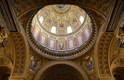 St, basilique de Stephens Photo libre de droits