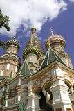 St Basils Cathedral. St Basil's Cathedral at Moscow Royalty Free Stock Photos