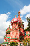St Basils cathedral Royalty Free Stock Photos