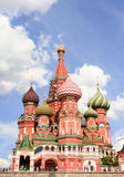 St Basils cathedral Royalty Free Stock Photo
