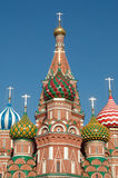 St Basils Cathedral, Red Square, Moscow, Russia royalty free stock image