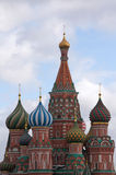 St. Basils Cathedral, Russia Royalty Free Stock Images