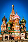 St Basils - Moscow Stock Images