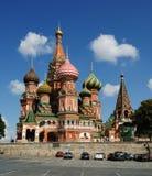 St basilu Katedralny plac czerwony 2007 zdjęcia stock