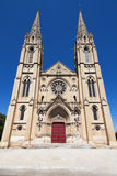 St Baudille of Nimes Royalty Free Stock Photos